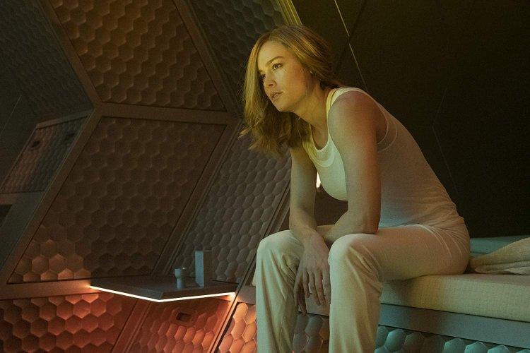 對《驚奇隊長》的部分批評,布麗拉森表示不受網路輿論影響。