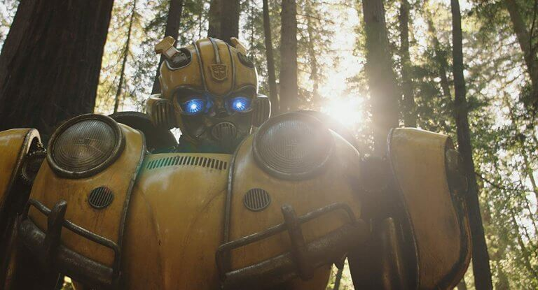 變形金剛外傳電影《大黃蜂》將帶觀眾回到 1987 年的往日時光。