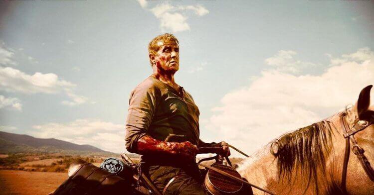 席維斯史特龍 (Sylvester Stallone) 在自編兼主演的最新電影《藍波:最後一滴血》(Rambo: Last Blood)中,依舊維持不屈不撓的硬漢形象。