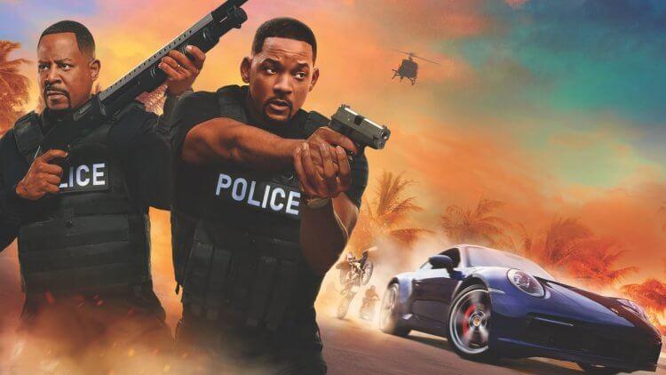 畢拉爾法拉、阿迪爾艾爾阿比執導的《絕地戰警 FOR LIFE》,由威爾史密斯、馬汀勞倫斯主演。