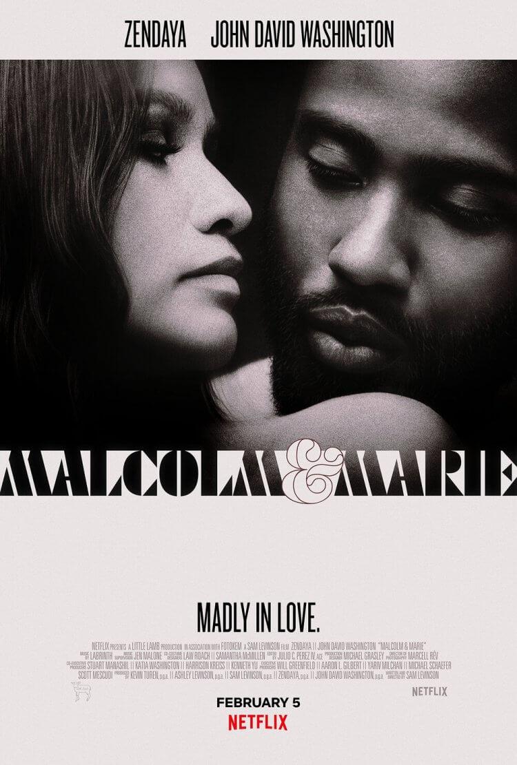 《首映夜》(Malcolm & Marie)