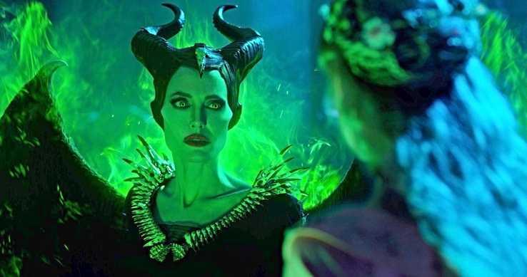 安潔莉娜裘莉與艾兒芬妮在迪士尼真人版電影《黑魔女 2》中,將有什麼驚人火花?