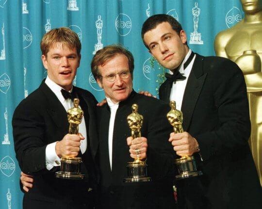 《心靈捕手》入圍多項奧斯卡獎。