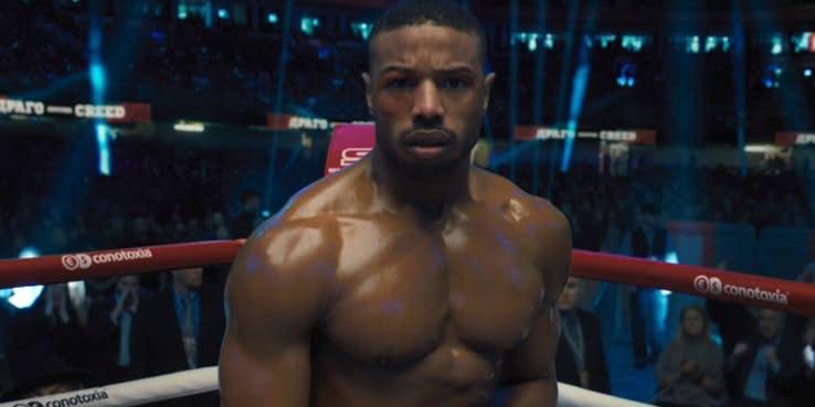 麥可 B 喬丹在《金牌拳手:父仇》中的表現非常亮眼也令人感動!