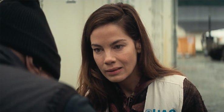 《不可能的任務》系列中,由蜜雪兒摩納漢飾演的茱莉亞,也是伊森韓特(湯姆克魯斯 飾)最重要的人。