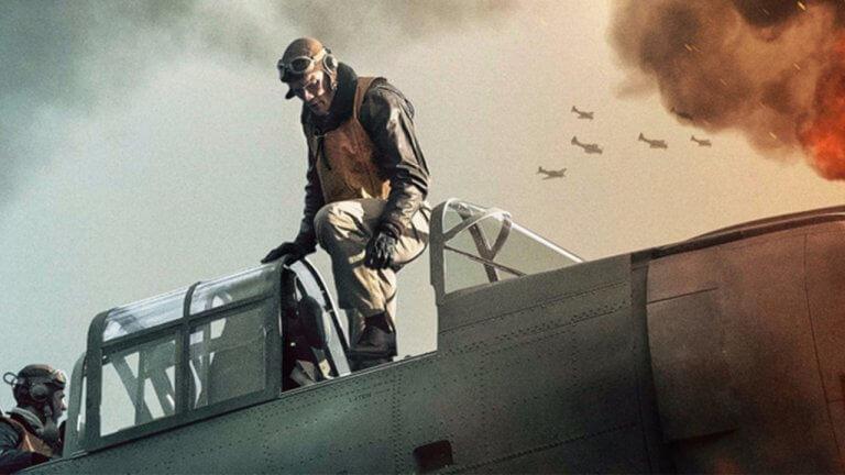 《決戰中途島》(Midway):把地球先炸再凍的災難片大導,這次把美日海空大決戰搬上銀幕
