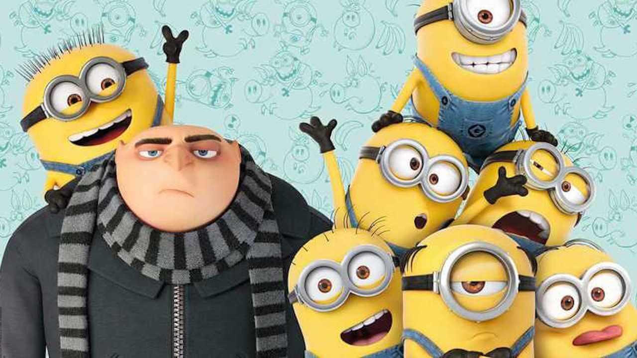 說香蕉語的黃色小呆萌回來了!續集《小小兵:格魯的崛起》將揭露「格魯」是如何成為大壞蛋的心路歷程!首圖