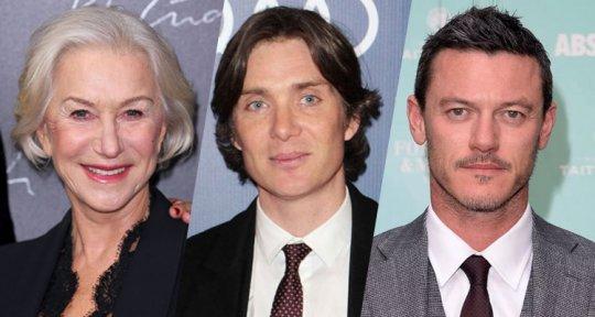 海倫米蘭 (Helen Mirren)、席尼墨菲 (Cillian Murphy) 以及路克伊凡斯 (Luke Evans)。
