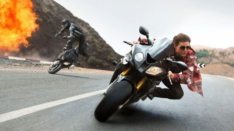 《不可能的任務:全面瓦解》導演麥奎里:奧斯卡應該要增設「最佳特技演出」獎!