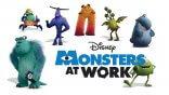 Disney+《怪獸電力公司》延伸影集《Monsters at Work》全新角色亮相!毛怪與大眼仔的「新同事」介紹 ——