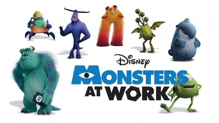 Disney+《怪獸電力公司》延伸影集《Monsters at Work》全新角色亮相!毛怪與大眼仔的「新同事」介紹 ——首圖