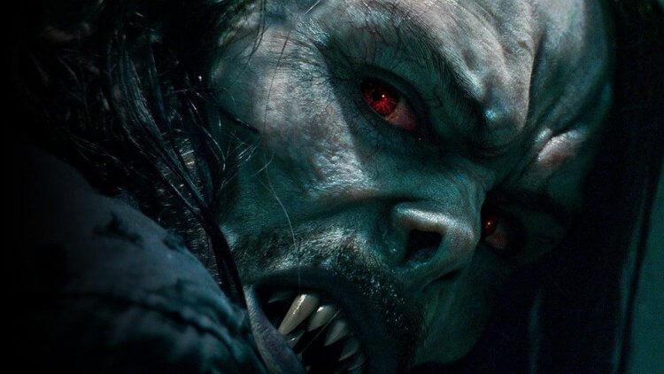 傑瑞德雷托主演的索尼蜘蛛人電影《魔比斯》劇照。