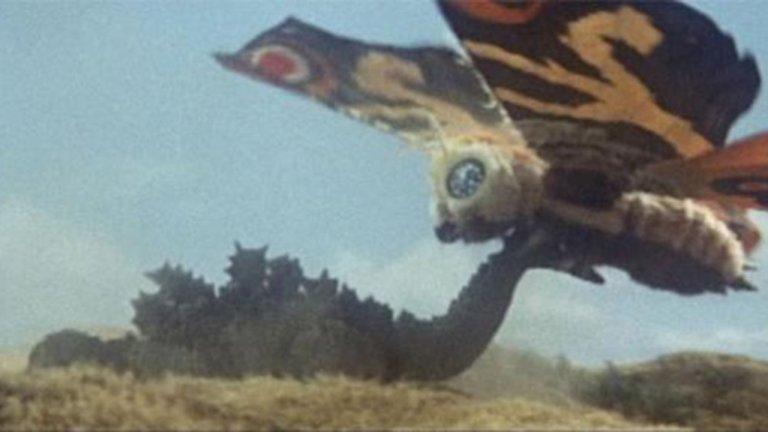 【專題】怪獸系列:哥吉拉《摩斯拉對哥吉拉》東寶特攝的火力展示 (14)