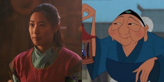 迪士尼《花木蘭》真人版電影木蘭將有一個新姊姊。