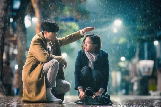 尹賢旻與高聖熙演出Netflix 浪漫韓劇《我的全像情人》(My Holo Love)