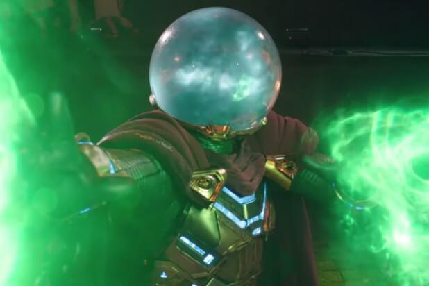 傑克葛倫霍飾演的神秘客(Mysterio)