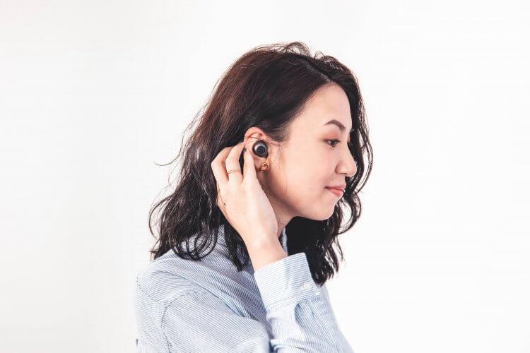 輕鬆升級觀看影劇的影音體驗,Nakamichi LIVE TW150NC 入耳式耳機。