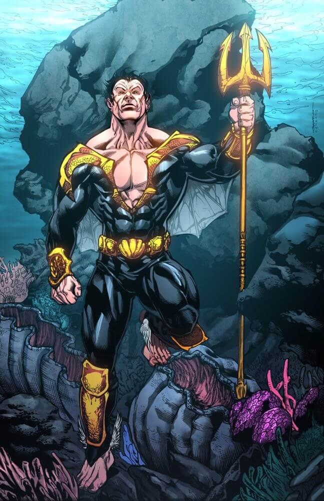 納摩是漫威漫畫旗下的超級英雄