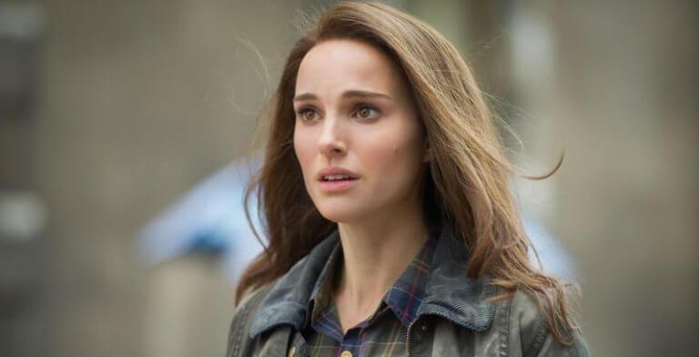 娜塔莉波曼《復仇者聯盟:終局之戰》中的戲份未實際拍攝