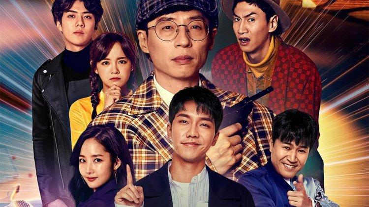 Netflix原創推理型綜藝《Busted!明星來解謎》第三季即將上線!3大看點報你知,「那個男人」回歸成最大亮點!首圖