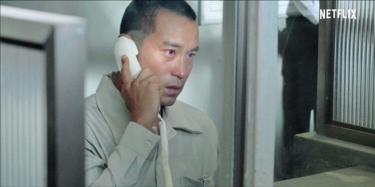張孝全表示他能夠對影集《罪夢者》的角色際遇感同身受,不必特別準備就能入戲。