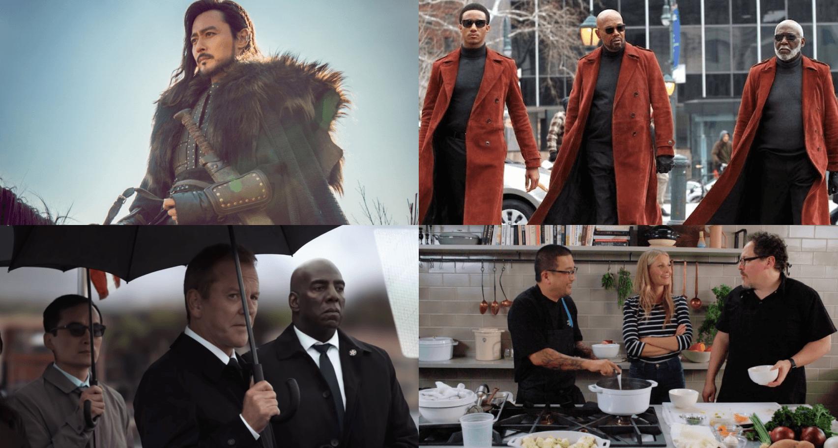 【NETFLIX】六月重點上架片單推薦 (2019/06)   強檔新片:黑鏡第五季、強法夫洛Chef Show、新殺戮戰警首圖