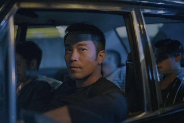 Netflix 影集《罪夢者》中主角張孝全飾演的「阿全」,與情同兄弟的朋友加入幫派,剛強外表之下掩映內心悲苦。