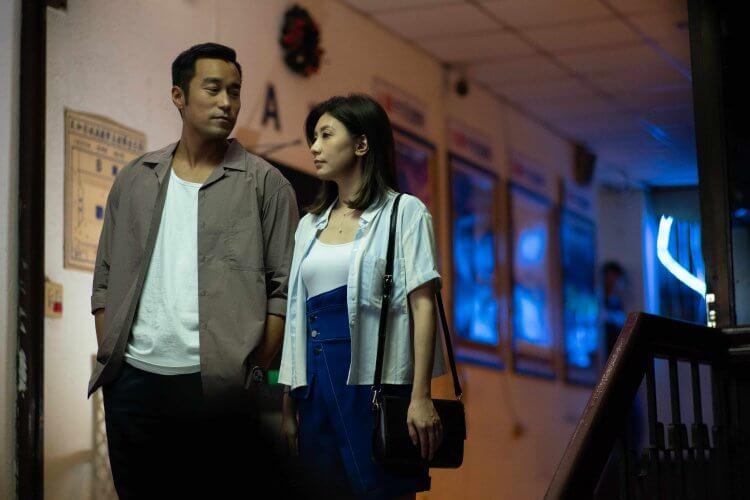 張孝全與賈靜雯在 Netflix 華語影集《罪夢者》中飾演互許終生的愛侶。