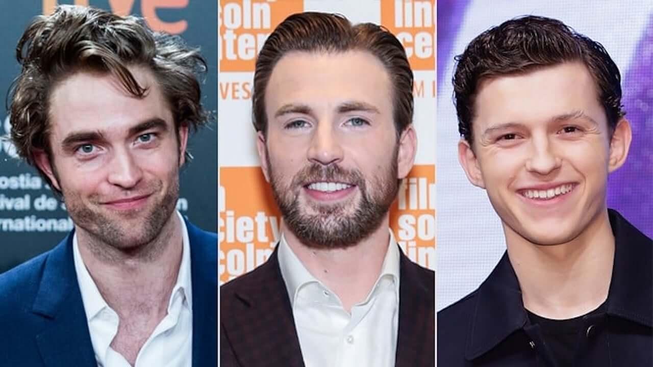 《神棄之地》太豪華!克里斯伊凡、湯姆霍蘭德、羅伯派汀森男神共演 Netflix 神祕新片首圖