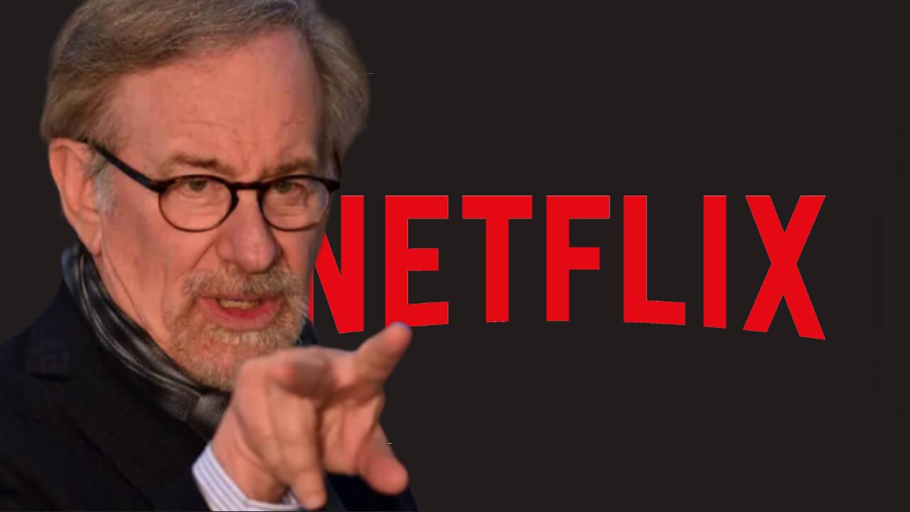 史匹柏與網飛,大導演 vs 大平台的奧斯卡之戰 (上):同一天上映電影與發行 DVD 不行嗎?首圖
