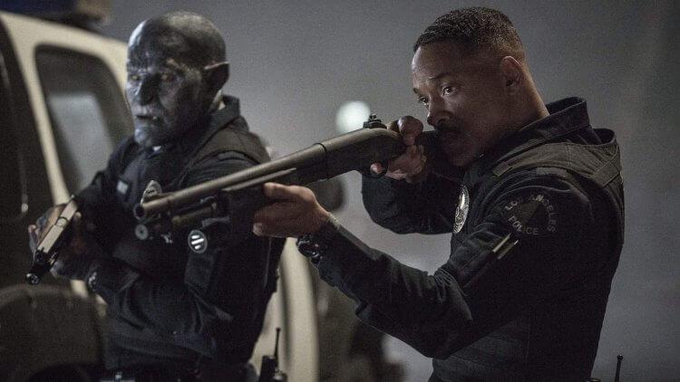 《 光靈 》(Bright) ,由 大衛艾亞 (David Ayer) 執導、 威爾史密斯 (Will Smith) 主演,電影上線後的表現卻不如預期。