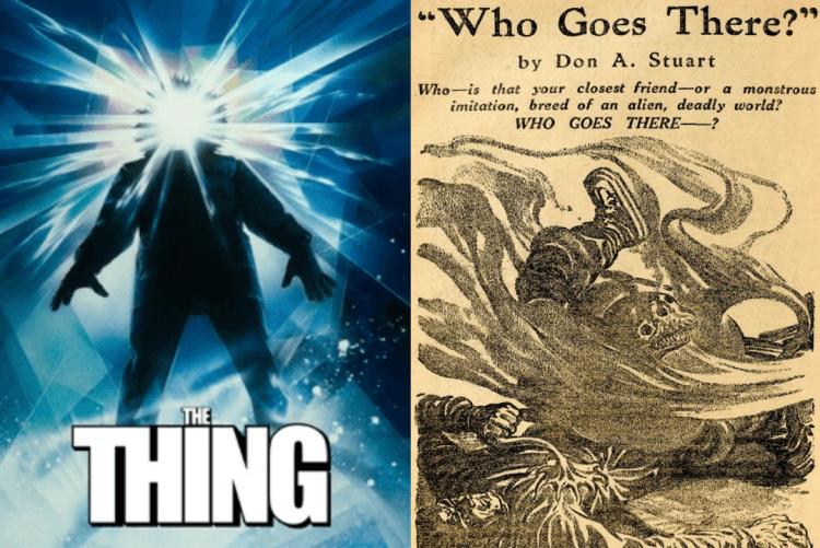 《突變第三型》與《誰去了那裡》。
