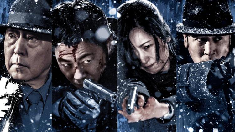 張藝謀新作《懸崖之上》曝光預告和角色海報,黃金製作陣容在冰雪天地間爆發諜報密戰首圖