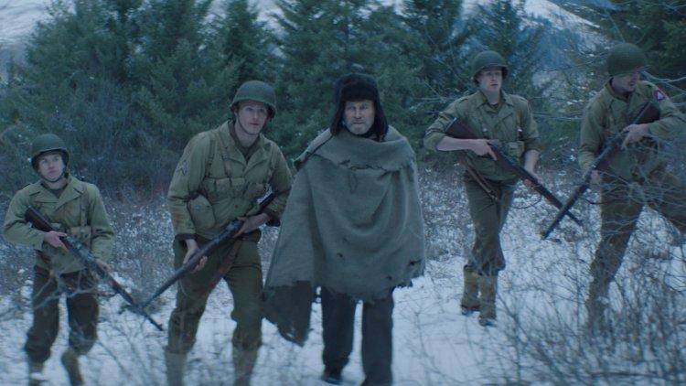 二戰驚悚電影《幽靈戰場》1 月 29 日在台上映!改編自真實事件,「自殺任務」激戰「看不見的敵人」!首圖