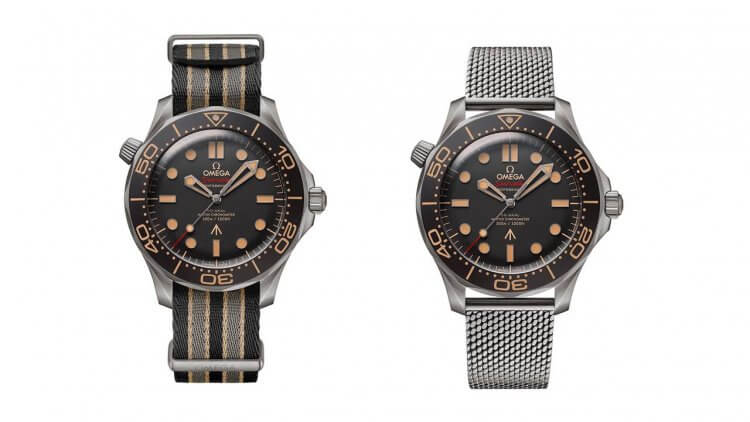 電影《007:生死交戰》中龐德將配戴的腕錶,有主演影星丹尼爾克雷格的匠心獨具。