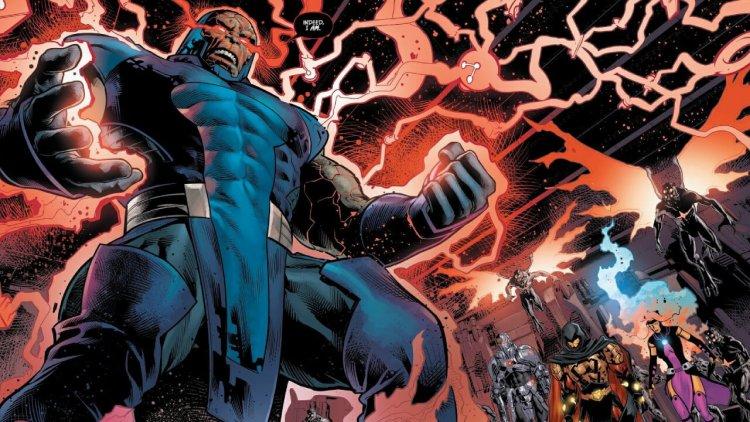 DC 反派達克賽德的菁英集團現身《查克史奈德之正義聯盟》?他們是何方神聖,又有何能耐?首圖