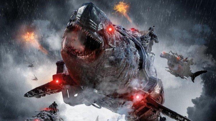 【影評】《天空鯊:納粹終極武器》: 什麼都有,什麼都不奇怪首圖