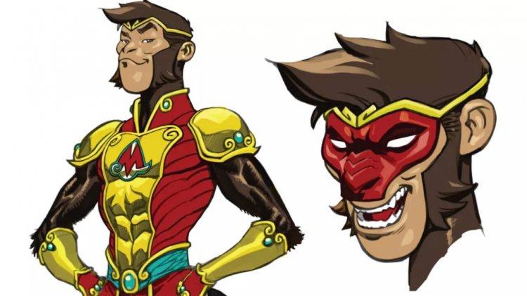 《西遊記》確定融入 DC 漫畫正史宇宙!《猴王子》劇情概要、設計圖公布,孫悟空和豬八戒都將登場——首圖