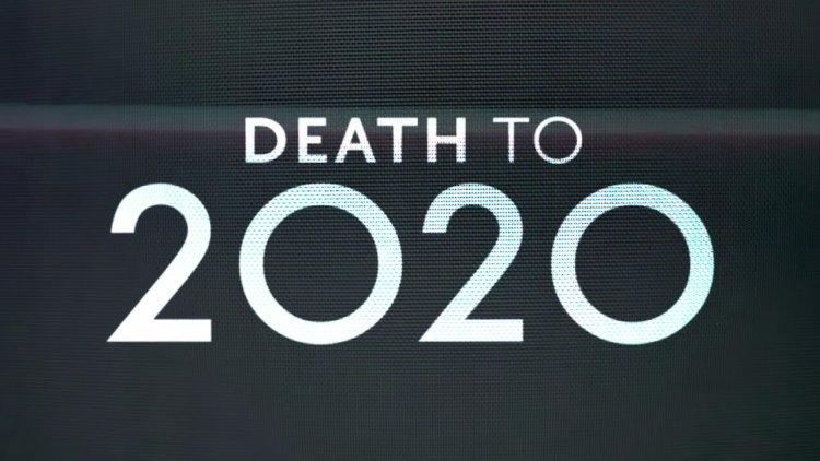 2020 必須死 !《黑鏡》主創全新黑色喜劇《再也不見 2020》12/27 起 Netflix 上線,陪你終結這糟透了的一年首圖