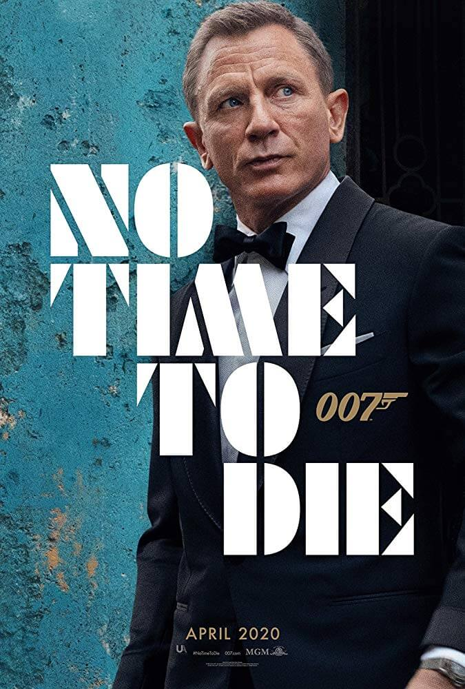 《007:生死交戰》由凱瑞福永執導、丹尼爾克雷格主演。