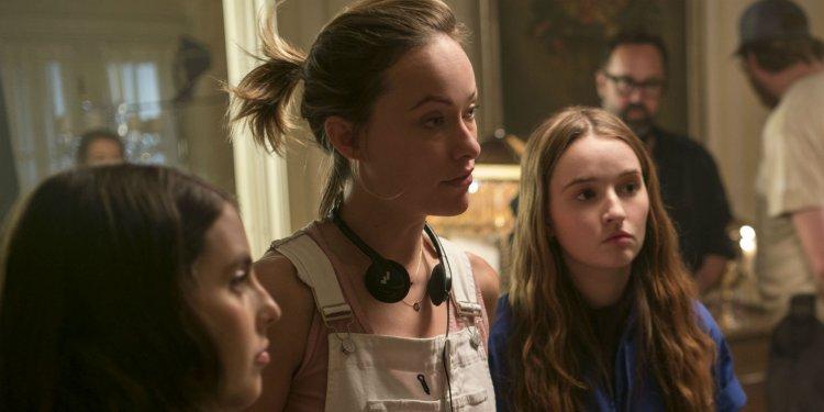 《A+瞎妹》導演奧莉薇亞魏爾德。