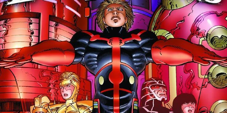 漫威系列漫畫《永恆族》即將於 2020 年推出電影,登上大銀幕。