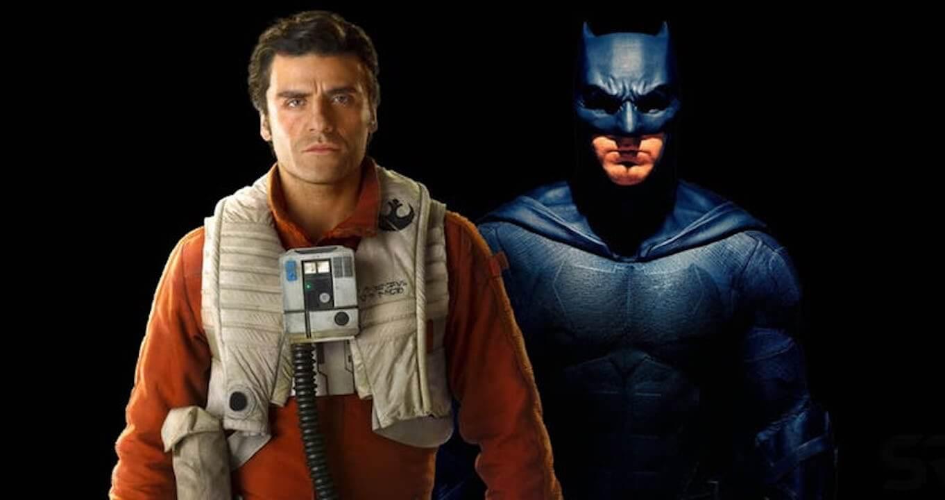 奧斯卡伊薩克否認將演《蝙蝠俠》傳聞,但若能換上披風,他願意!首圖
