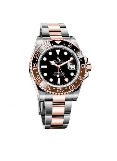 勞力士 Oyster Perpetual GMT-Master II 腕錶。