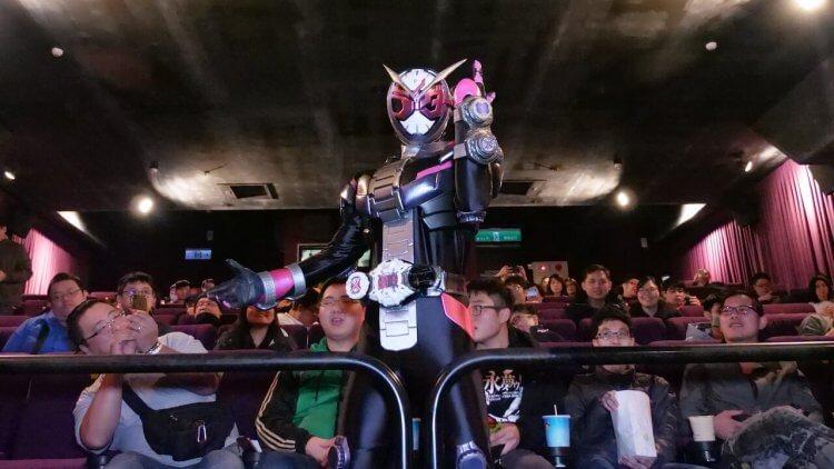 時王親臨特映會場 !《劇場版 假面騎士 ZI-O  Over Quartzer》平成假面騎士最終章電影 12/13 起「送舊迎新」首圖