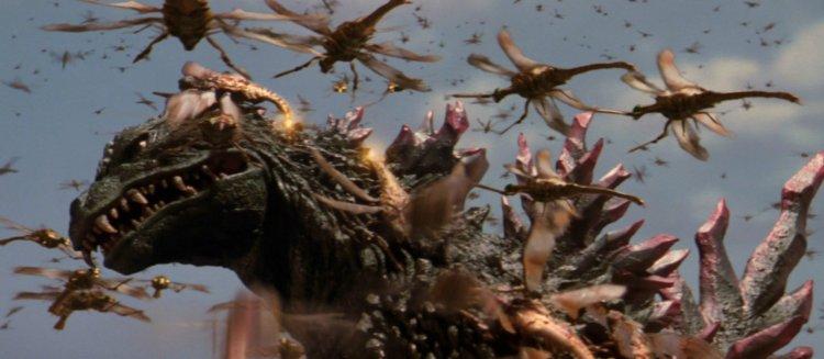 2000 年東寶怪獸電影《哥吉拉×美加基拉斯 G 消滅作戰》實際執行的正片表現,令人有些失望。