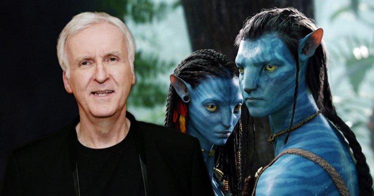 《阿凡達》導演詹姆斯卡麥隆。