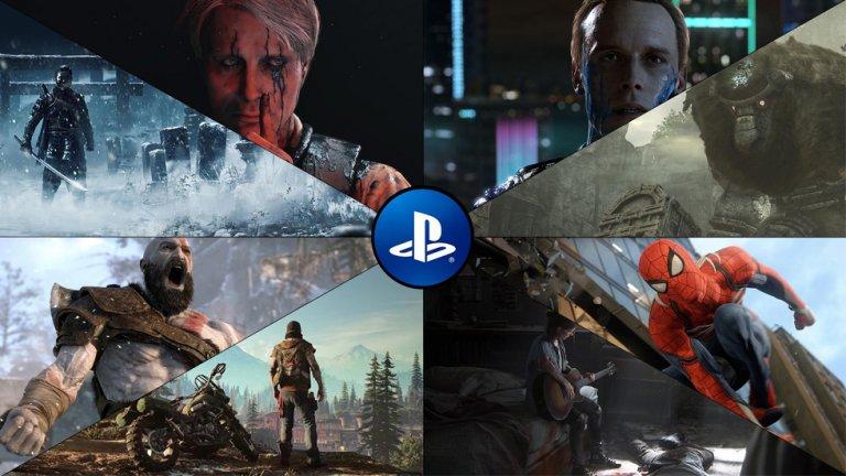 索尼旗下遊戲眾多。