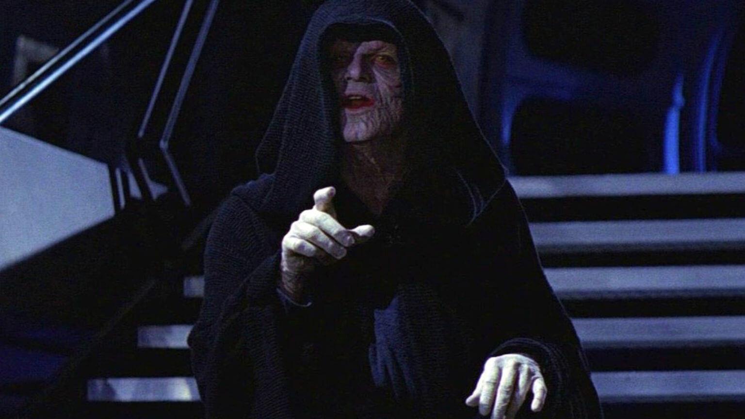 西斯大帝歸來!盧卡斯影業早就計畫讓「白卜庭」於《STAR WARS : 天行者的崛起》回歸首圖