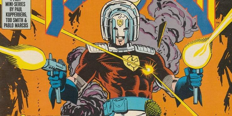 和平使者是 DC 漫畫的超级英雄人物,首次登場於《Fightin' 5》第 40 期。